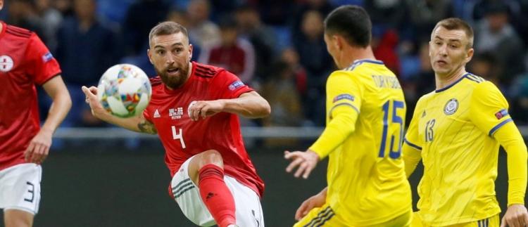 Грузия испания футбол прямая трансляция