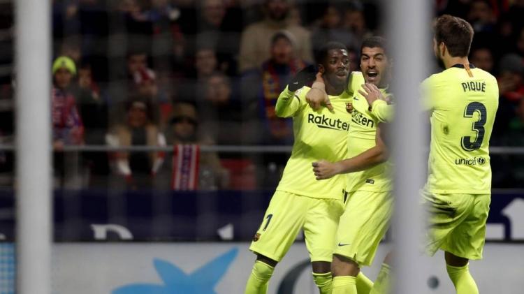 «Атлетико» - «Барселона» - 1:1. 24.11.2018. Чемпионат Испании. Обзор и видео матча