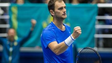 Недовесов вышел в четвертьфинал «Челленджера» в Китае