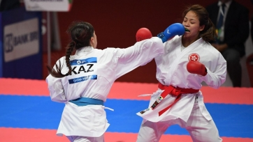 Казахстан объявил состав на чемпионат мира по каратэ
