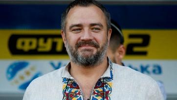Глава Федерации футбола Украины Павелко попал под санкции России