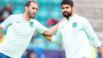 Три основных игрока «Атлетико» под вопросом на матч с «Леганесом»