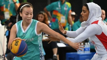 Сборная Казахстана вышла в полуфинал чемпионата Азии среди женских команд U-18