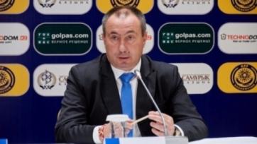 У сборной Казахстана будет новый тренер?