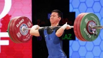 Казахстан с первой медалью на чемпионате мира по тяжелой атлетике