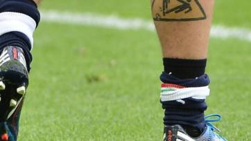 Де Росси попал в список самых свирепых спортсменов