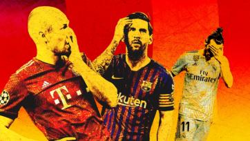 Новая эпоха мирового футбола: закат «Барселоны», «Баварии» и «Реала»?