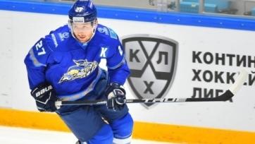 «Бейбарыс» подписал нападающего сборной Казахстана