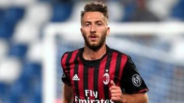 Нападающий «Милана» вернется в «Дженоа»