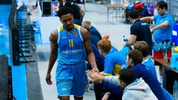 «Астана» потерпела второе поражение в Единой лиге ВТБ
