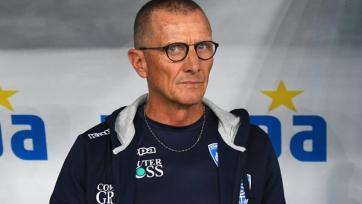 «Эмполи» уволил главного тренера
