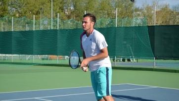Хабибулин стартовал с победы в парном разряде турнира в Ноксвилле