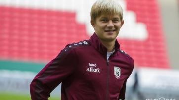 Защитник «Рубина» дисквалифицирован на два матча