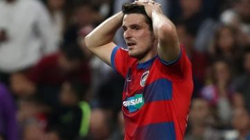 Рамос сломал нос игроку «Виктории»