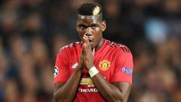 Погба после матча с «Ювентусом» вернулся в Манчестер не с командой