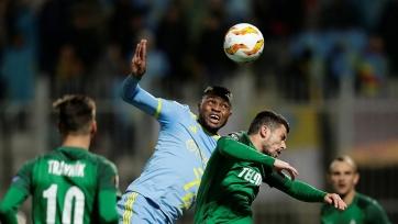 «Астана» вырвала победу у «Яблонца»