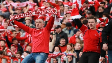На матче «Спартак» - «Рейнджерс» фанаты хозяев оскорбляли Рианчо и Федуна
