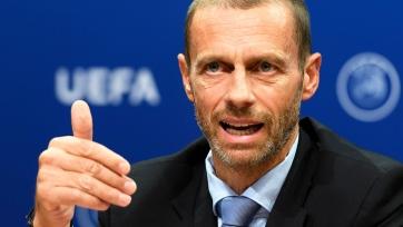 Чеферин – единственный кандидат на пост главы УЕФА