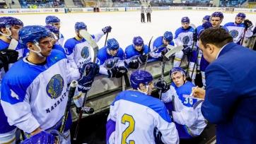 Юниорская сборная Казахстана потерпела поражение в Беларуси