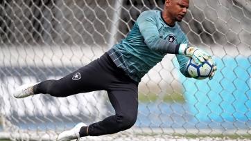 Бывший вратарь сборной Бразилии Джефферсон восстановился после серьезной травмы