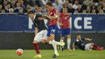 Дебюши завершил карьеру в сборной Франции