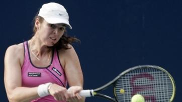 Воскобоева в парном разряде вышла в финал турнира в Лиможе