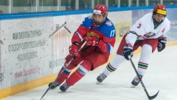 Юниорская сборная Казахстана разгромлена Россией
