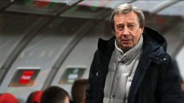 Семин: «Я не видел пассивности у «Локомотива»