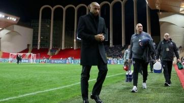 «Монако» не собирается увольнять Анри