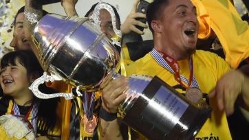 «Пеньяроль» в 52-й раз стал чемпионом Уругвая
