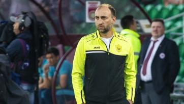 Главный тренер «Анжи» опасается, что после зимней паузы команда может не собраться