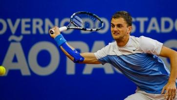 Недовесов завершил выступление в парном разряде на турнире в Индии