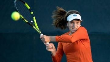 Данилина пробилась в полуфинал парного разряда на турнире в Ирапуато