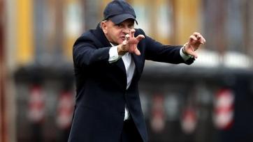 В Серии А тренер забанен за богохульство
