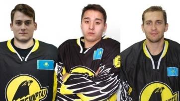 «Темиртау» расторг контракт с главным тренером и тремя хоккеистами
