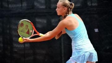 Елена Рыбакина вышла во второй круг турнира в Казани