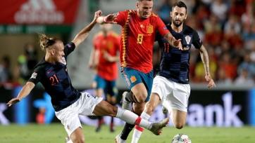 Хорватия – Испания. Прогноз и анонс на матч Лиги Наций