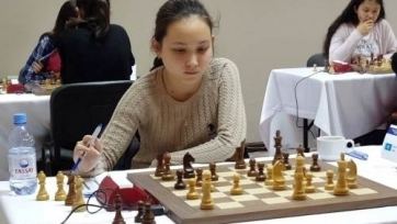 Абдумалик не смогла выйти в полуфинал чемпионата мира