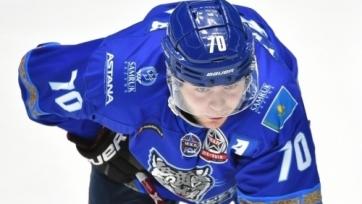 Защитник «Снежных Барсов» получил серьезную травму в матче МХЛ