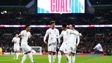ТМ. Англия в прощальном матче Руни разгромила США