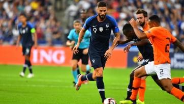 Голландия – Франция. Прогноз и анонс на поединок Лиги наций