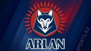 «Арлан» стартует в Континентальном Кубке