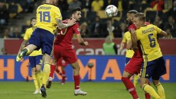 Где смотреть матч Лиги наций Турция – Швеция