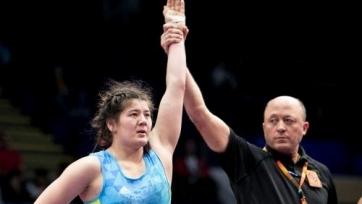 Две бронзы для Казахстана на молодежном чемпионате мира по борьбе