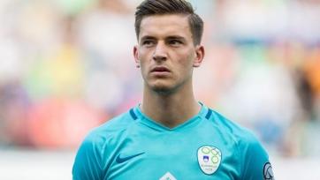 Полузащитник киевского «Динамо» Вербич станет 24-м капитаном в истории сборной Словении