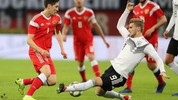 На немецком ТВ матч Германия – Россия увидели 7 млн зрителей