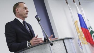 Соколов переизбран на пост главы ПФЛ