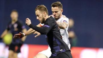 Ракитич получил травму и не сыграет с Англией