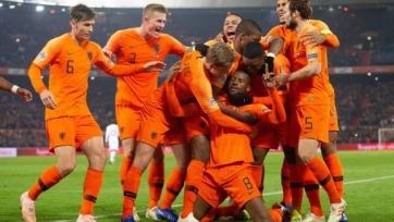 Нидерланды обыграли Францию в домашнем поединке