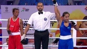 Чемпионка Азии выиграла второй бой на чемпионате мира-2018